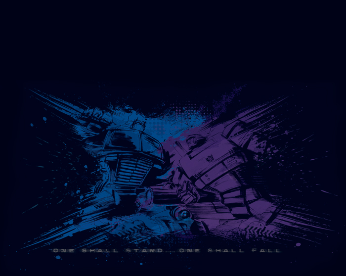Transformers Classic Style Guide - Panel 1
