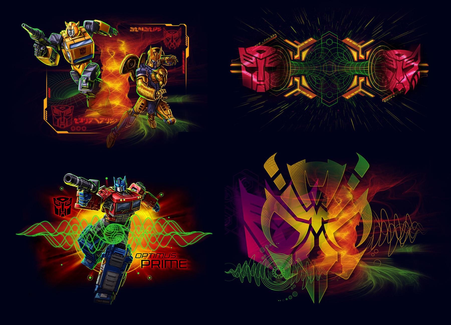 Transformers Kingdom Design 03