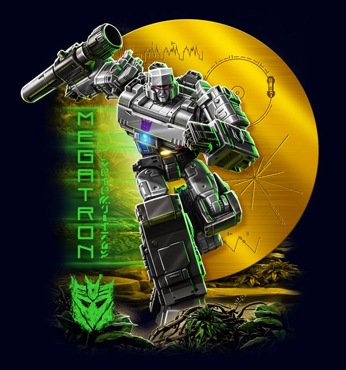 Transformers Kingdom Lead Badge Design