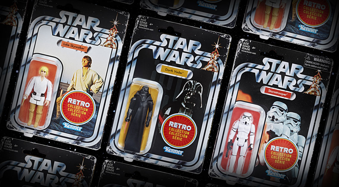 Retro toys make comeback in legacy packaging