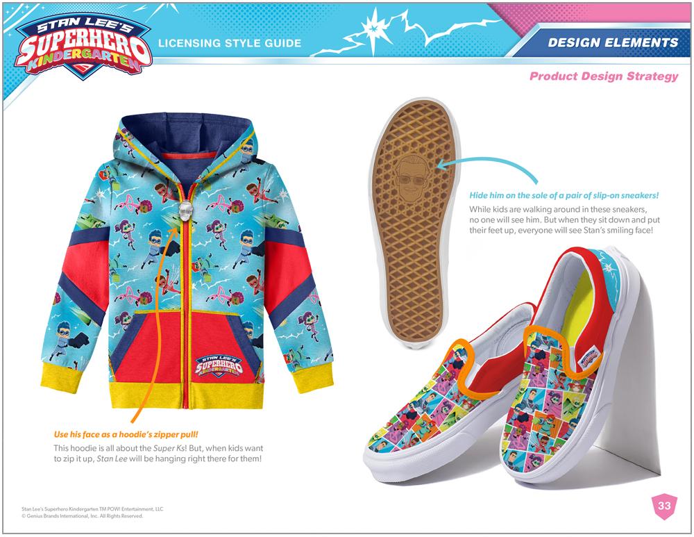 Stan Lee's Superhero Kindergarten Style Guide - Page 14